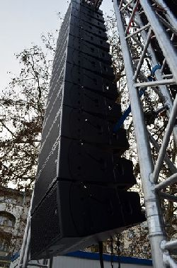 Turbosound Flex Array